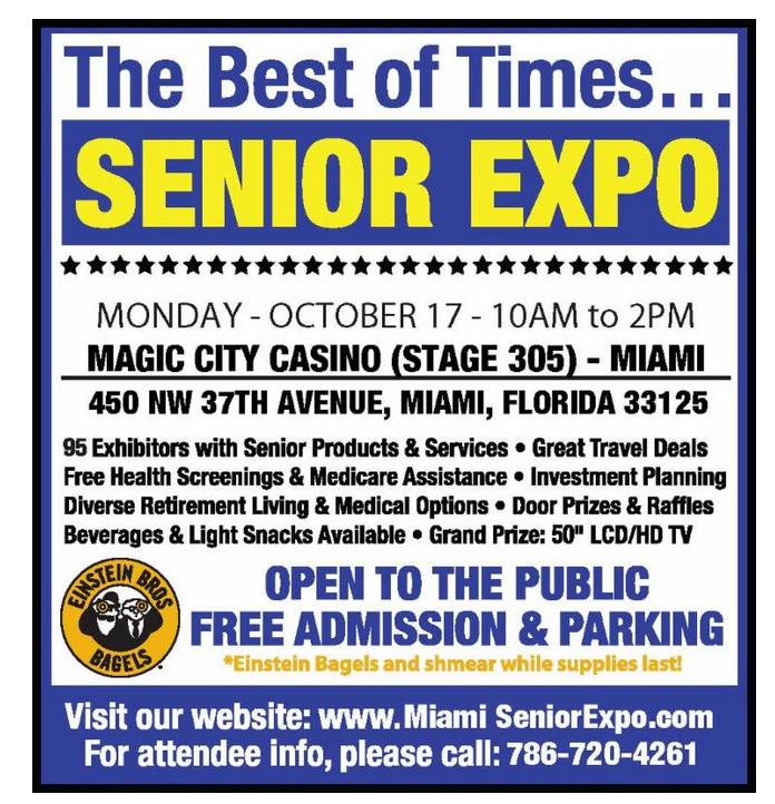 2 senior expo