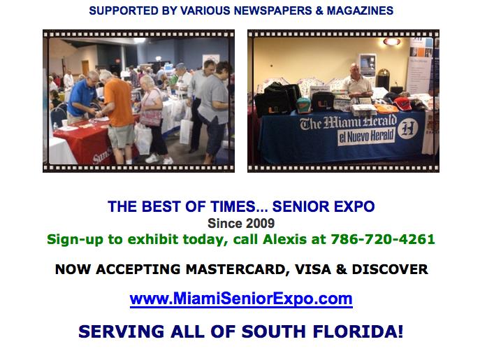 7 senior expo